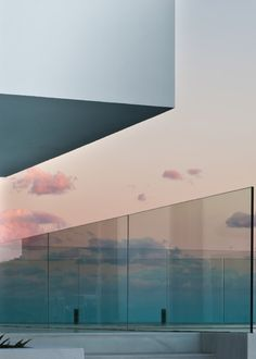 View on the Mediterranean Sea, AP House by MVN Architecture _