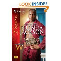 Amazon.com: Quade's Babies (Silhouette Desire) (9780373769117): Brenda Jackson: Books