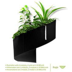 Modul Green Pot Pour Plantes Mural Design Interieur Exterieur