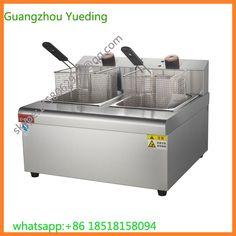 231.00$  Watch now - http://aliy4i.worldwells.pw/go.php?t=32652841860 - stainless steel kfc fryer industrial chicken fryer chips deep fryer