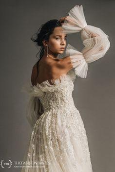 Sara Mrad 2020 Spring Bridal Collection – The FashionBrides