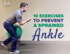 Bad news: if you've rolled your ankle before, you're at a higher risk of a repeat injury. Give these easy preventative moves a shot!