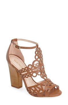 Klub Nico 'Madrid' Cutout Leather Sandal (Women) available at #Nordstrom