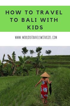 So our challenge was, how to travel to Bali with kids and not stay in an expensive resort for a week? This is our guide! Bali Travel Guide, Travel Advice, Asia Travel, Travel Guides, Travel Plan, Travel Tips, Bali With Kids, Travel With Kids, Family Travel