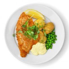 IKEA Sweden - Breaded fish with garlic sauce