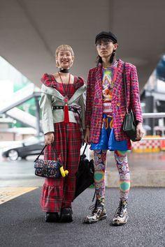 Tokyo Fashion Week Spring 2018 Street Style - crfashionbook
