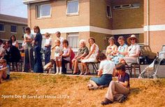 Sarsfield House Sports day by Ballyfermot & St Marks Heritage Photos, Ken Larkin Sports Day, Old Photos, 1970s, Photo And Video, World, House, Old Pictures, Vintage Photos, Old Photographs