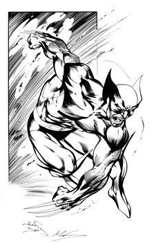 Wolverine by Alan Davis and Mark Farmer