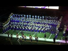 Bayou Classic Battle of the Bands 2012...   Southern University vs. Grambling State University