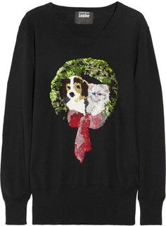 How to clean out your closet? Start by ditching the holiday sweater (Holiday Sweaters Marcus Lupfer)