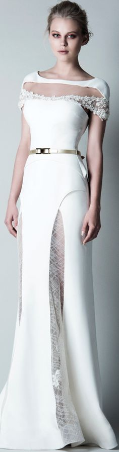 Saiid Kobeisy pre fall 2016 |╰☆╮ZPeacocks...╰☆╮| - Women's Belts - amzn.to/2hOqA0h Clothing, Shoes & Jewelry - Women - women's belts - http://amzn.to/2kwF6LI