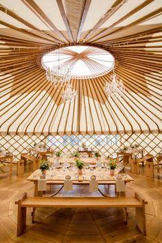 11 Best Wedding Yurts Luxury Travelling Wedding Venue Images
