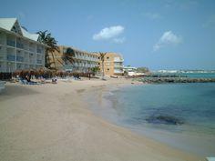 Saint Martin, Marigot, Hotel Beach Plaza,   2001