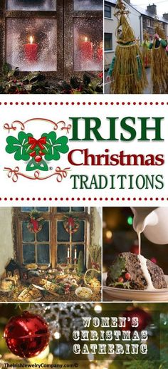 Irish Christmas Traditions - - Ireland is a magical country, filled with tradition and folklore dating back many years. Christmas in Ireland is an especially magical time of year. Many Irish Christmas traditions have become part…. Christmas In Ireland, Celtic Christmas, Noel Christmas, Winter Christmas, All Things Christmas, Christmas Crafts, Christmas Decorations, Xmas, Christmas Recipes