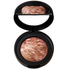 Laura Geller Sunswept Baked Blush-N-Brighten ($28) ❤ liked on Polyvore featuring beauty products, makeup, cheek makeup, blush, sunswept, blush brush, laura geller blush and laura geller