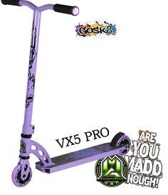 95331d6a33 GoSk8 UK - MGP VX5 Pro Purple Stunt Scooter