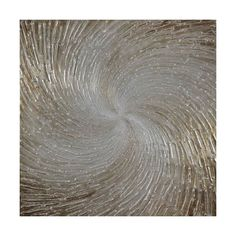 Yosemite Home Decor Whirling Strokes of Copper: 39.7 x 39.7-Inch... (560 PLN) ❤ liked on Polyvore featuring home, home decor, wall art, copper wall art, yosemite home decor wall art, gray wall art, grey wall art and copper home decor
