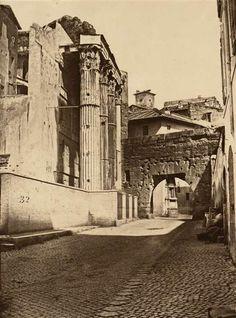 1851/53 Arco dei Pantani.