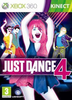 Just Dance 4 - Nintendo Wii Game. Just Dance 4, Wii U, Nintendo Wii, Nintendo Switch, Xbox 360, Playstation, Rick Astley, Maroon 5, Christina Aguilera