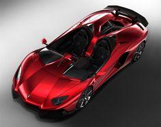 Lamborghini Aventador Salon de Genève