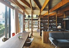 Japanese house: so much to love about this!