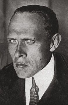Daniil Kharms (Даниил Иванович Хармс; 1905–1942) was an early surrealist and absurdist poet, writer and dramatist.