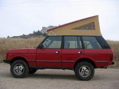 Land Rover Range Rover Adventure Camper