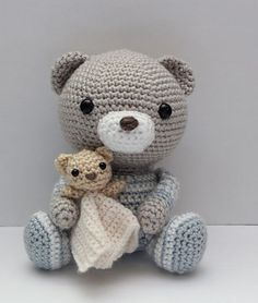 Ravelry: Haribo Bear pattern by Little Muggles