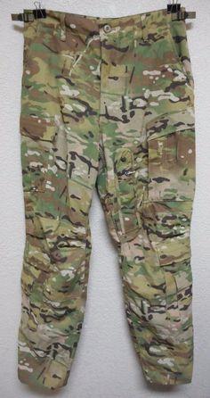 MULTICAM, A2CU ARMY AIRCREW UNIFORM PANTS, MEDIUM SHORT, NWOT