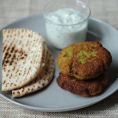 World's Easiest Falafel and Tzatziki Recipe on Food52 recipe on Food52