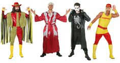 Exclusive WWE Halloween costumes that you can only find at HalloweenCostumes.com! Ohhhhhh YEAHHHHH, brother!