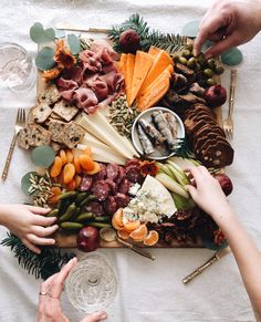 Charcuterie Recipes, Charcuterie And Cheese Board, Cheese Boards, Cheese Platters, Food Platters, Fig Jam, Fresh Figs, Keto, Fall Harvest