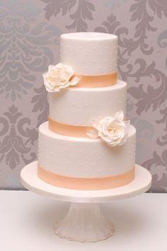 Hochzeitstorte Rose Cupcakesmanufaktur Cakedesign White Wedding Cakes, Wedding Desserts, Cupcakes, Cupcake Cakes, Elegant Cakes, 21 Day Fix, Elegant Wedding, Marriage, Trends