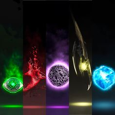 5 of the 6 infinity stones space time power reality mind Mundo Marvel, Marvel Heroes, Marvel Avengers, Gambit Wallpaper, Avengers Wallpaper, Marvel Infinity, Avengers Infinity War, Marvel Characters, Marvel Movies