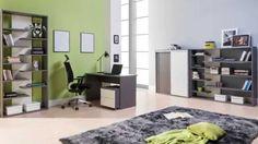 ZONDA - Meble młodzieżowe systemowe biurowe = uniwersalne - sklep MEBLINE