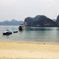 March 2013: Ha Long Bay, #Vietnam: There's definitely worst places to wake up to! Amazing few days on the Castaway tour at Ha Long Bay!!