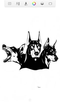 Anime Tattoos, Dog Tattoos, Body Art Tattoos, Hand Tattoos, Sleeve Tattoos, Sketch Tattoo Design, Tattoo Sketches, Tattoo Drawings, Art Sketches