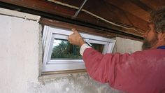 Basement windows are usually out of sight and out of mind, but if your old steel-framed, cast-in-place units are starting to show signs of corrosion, or the single-pane glass and lack of gasketing means leaks and drafts, then it's time to tackle a replacement. In this video, host Justin Fink visits Fine Homebuilding veteran Mike Guertin to see his method for removing an old basement window and replacing it with a modern, energy efficient vinyl window. Read the related article:Replacing a…