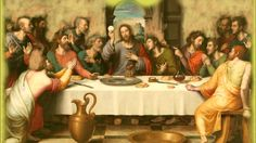 BIBLE VERSE Matthew 26(NIV) The Last Supper