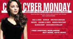 Missed the Black Friday Sale? Still got a shot coming for Cyber Monday!! Up to 80% OFF for 1000+ women fashion products + Free Shipping!|Oasap.com