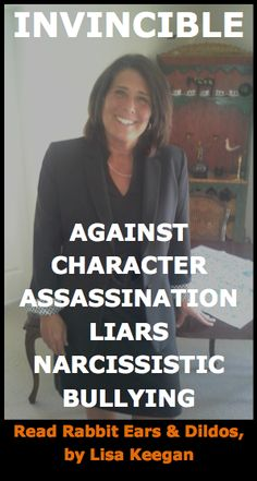 (RE&D) LISA KEEGAN, AN ARIES! (RE&D) lol Write It Out! Lisa Keegan's novel, Rabbit Ears & Dildos coming your way soon! A Non-Fictional Journey of Self Satisfaction of Fictional Proportion! Full of Sex, Hilarity, and Tears but FUN! (finally, spelled it correctly lol)