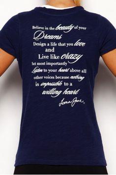 run shirt :)