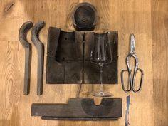 Die Entstehung eines Meisterwerkes Knife Block, Corning Glass