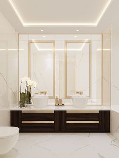 Bathroom decor for your master bathroom renovation. Discover master bathroom organization, bathroom decor tips, master bathroom tile suggestions, bathroom paint colors, and more. Diy Bathroom, Bathroom Interior Design, Interior, House Interior, Elegant Bathroom, Modern Bathroom, Luxury Bathroom, Bathroom Decor, Beautiful Bathrooms