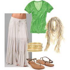 hippie style... my favorite!