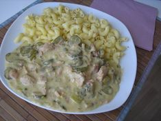 Egy finom Stroganoff sertéstokány ebédre vagy vacsorára? Stroganoff sertéstokány Receptek a Mindmegette.hu Recept gyűjteményében! Risotto, Healthy Living, Pork, Meat, Chicken, Ethnic Recipes, Kale Stir Fry, Healthy Life, Pork Chops