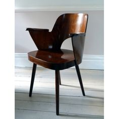 Vintage Mid-Century Desk Chair / Office Chair