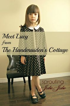 Sprouting JubeJube: Lucy by The Handmaiden's Cottage