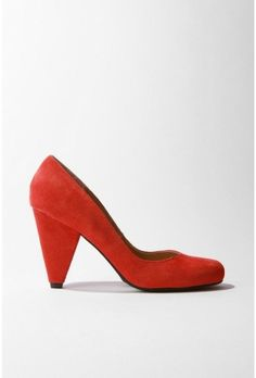 Suede Pump. by Tbdress Shoes
