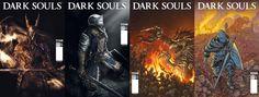 Comic Review: Dark Souls #1